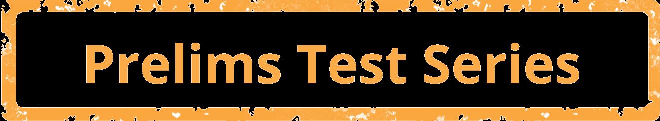 prelims test seriesn