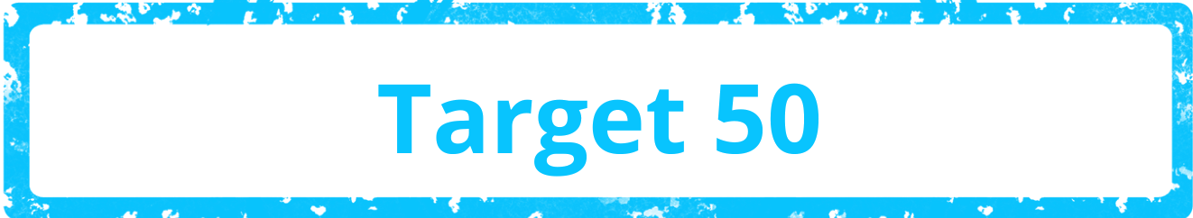 target fiftyn