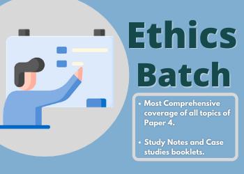 Ethics Batch