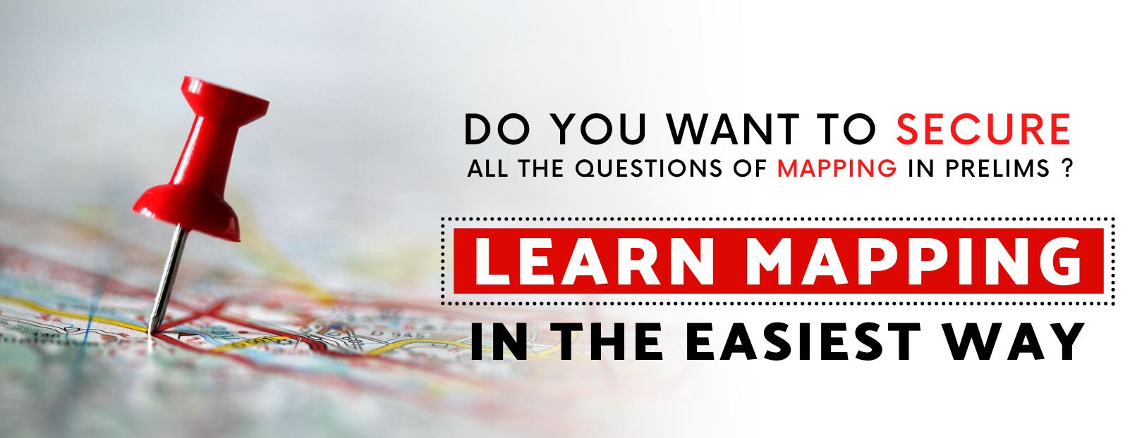 learn mapping in the asiestmay