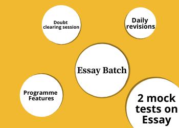 Essay Batch