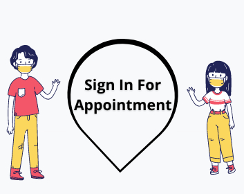 signin for appointment