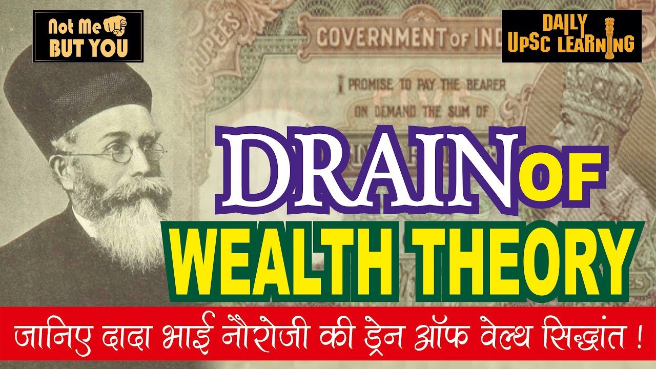 Drain-of-Wealth-Theory