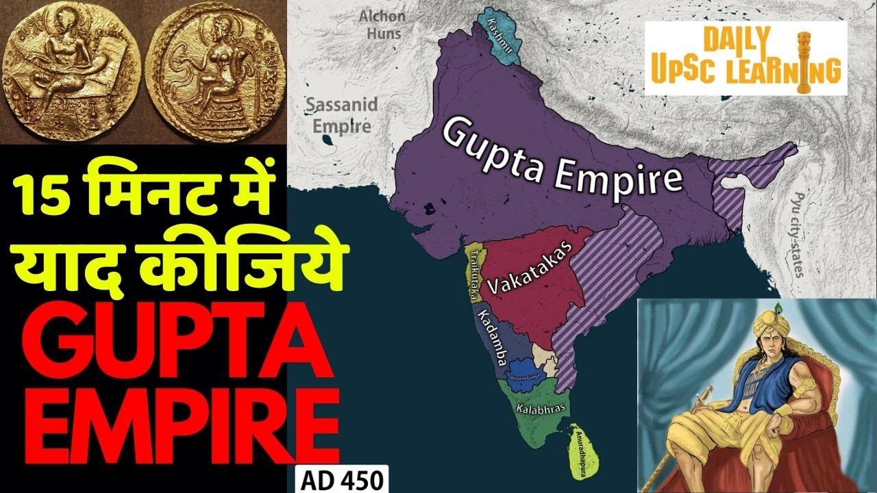 Gupta-Empire